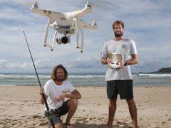 dronefishing